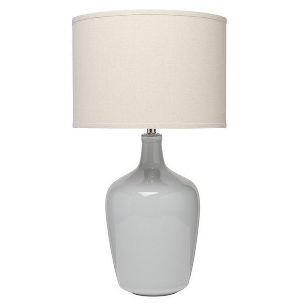 Clay Table Lamp