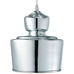 Lafitte Mercury Glass Mini Pendant