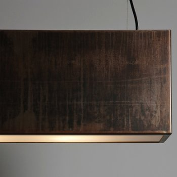 Shown in Brown Patina finish