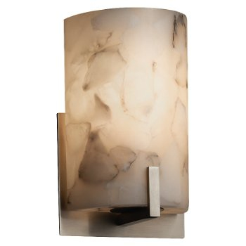 Alabaster Rocks! Century Wall Sconce