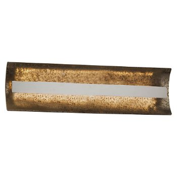 Fusion Contour Linear LED Bath Bar