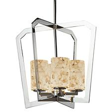 Alabaster Rocks! Aria Chandelier