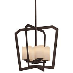 CandleAria Aria 4 Light Linear Suspension