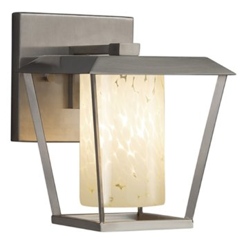 Fusion Patina Outdoor Wall Sconce