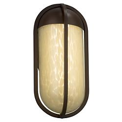 Fusion Starboard Outdoor Wall Sconce