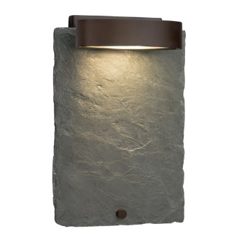 Shown in Natural, Dark Bronze finish