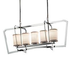 Textile Aria Linear Suspension