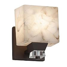 Alabaster Rocks! Ardent Wall Sconce