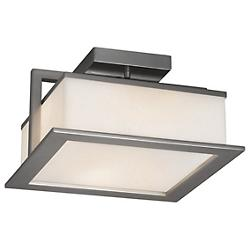 Fusion Laguna LED Outdoor Flushmount