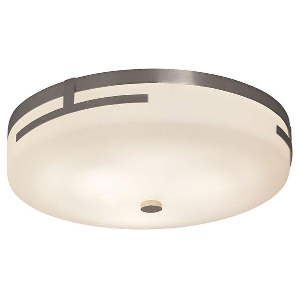 Fusion Atlas LED Round Flushmount