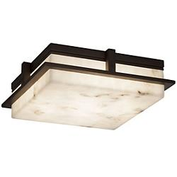 Lumen Aria Avalon LED Outdoor/Indoor Flushmount