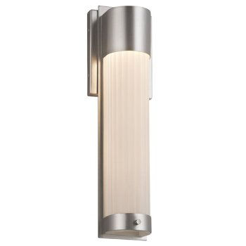 Shown in Brushed Nickel finish, Sawtooth
