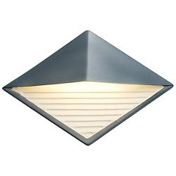 Ambiance Diamond Outdoor LED Wall Sconce
