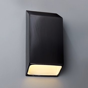 Shown in Gloss Black with Matte White Interior