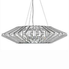 Bohemia Columba 39-In. Crystal Chandelier