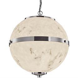 LumenAria Imperial Hanging Globe Pendant