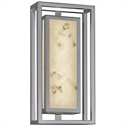 LumenAria Bayview 15-In. LED ADA Outdoor Wall Sconce