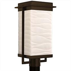 Porcelina Pacific LED Outdoor Post Light
