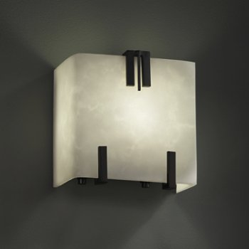Clouds Clips (Triple) Bath Sconce