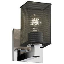 Wire Mesh Modular Wall Sconce