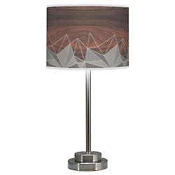 Facet Table Lamp