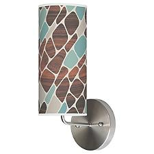 Cell Wall Sconce