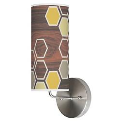 Hex Wall Sconce