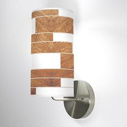 Tile Horizontal Wall Sconce