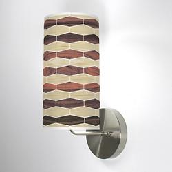 Weave Horizontal Wall Sconce
