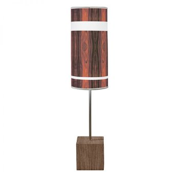 Shown in Rosewood color