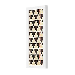 Triangle 2 Plank Sconce