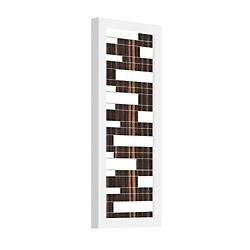Tile 3 Plank LED Wall Sconce
