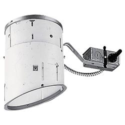 "6"" Non-IC Sloped Remodel Housing (Aluminum)-OPEN BOX RETURN"