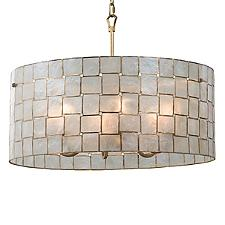 Roxy Drum Pendant Light