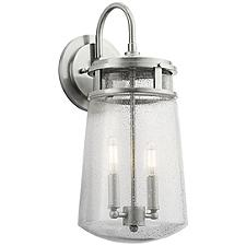 Lyndon 2 Light Outdoor Wall Sconce