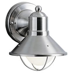 Seaside Outdoor Wall Sconce