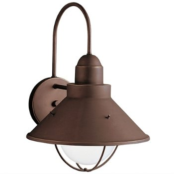 Shown in Olde Bronze finish, Large size