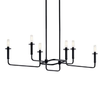 Alden Linear Chandelier