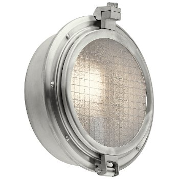 Clear Point Outdoor Wall Lantern