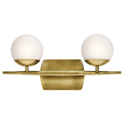 Mid-Century Modern Bathroom Lighting