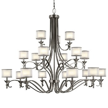 Lacey Grand Chandelier