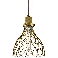 Devin Wire Pendant Light