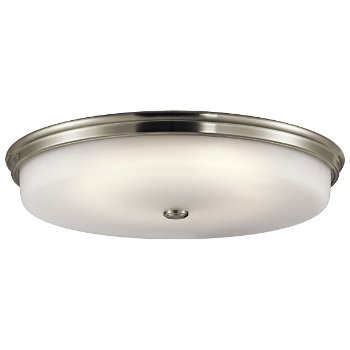 24 Inch 1 Light LED Flushmount