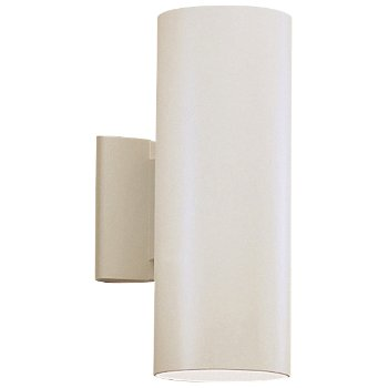 Shown in White finish, 12 inches
