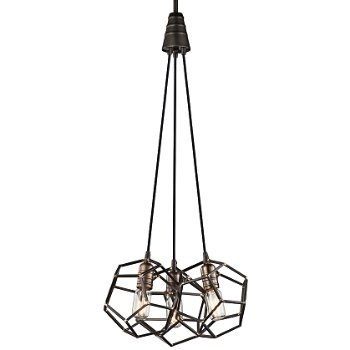 Rocklyn Multi-Light Pendant by Kichler at Lumens.com