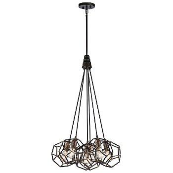 Rocklyn Multi-Light Pendant by Kichler at Lumens.com