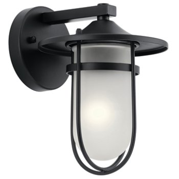 Finn Outdoor Wall Sconce