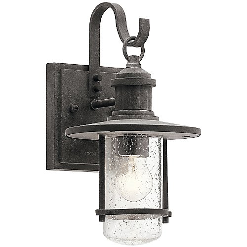 Riverwood outdoor wall sconce by kichler at lumens com