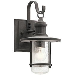 Riverwood Outdoor Wall Sconce