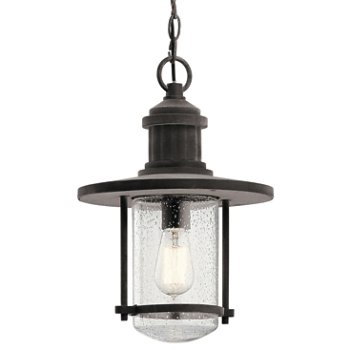 Riverwood Outdoor Pendant